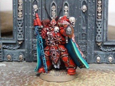 Worthy Painting - Chaos Lord