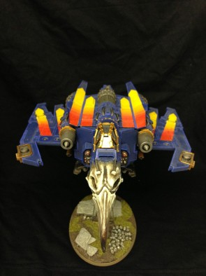Doomwing front