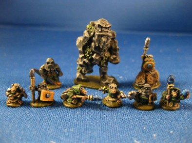 6mm Firmament Army