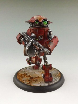 Atlantic Union Assault Bot MkII #1