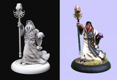 Cultist of the Old Gods