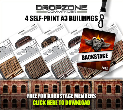 DZC A3 Self-Print Buildings - Free for Backstage Members