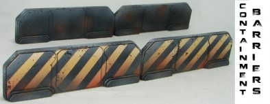 Defiance Containment Barriers