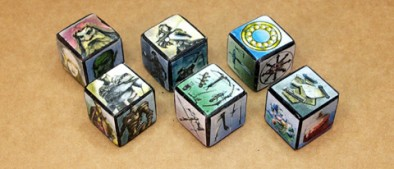 Encounter Dice