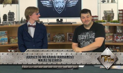 FOW FTW: Journey to the Grand Tournament - Where To Start?