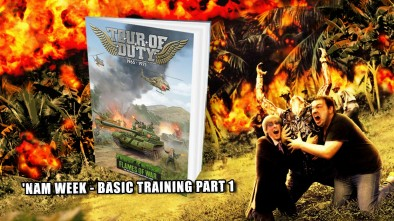 FoW For The Win: 'Nam Week - Basic Training Part 1