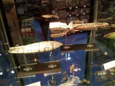 Large Scale X-Wing Ships