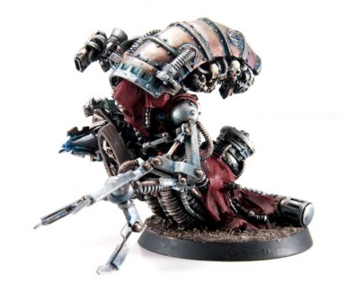 MAGOS DOMINUS WITH RAD-CLEANSER #1