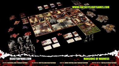 Mansions of Madness Board Game