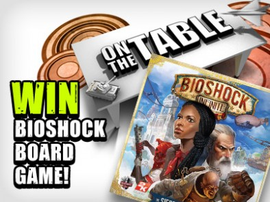 On the Table S6 Ep2 WIN Bioshock Board Game