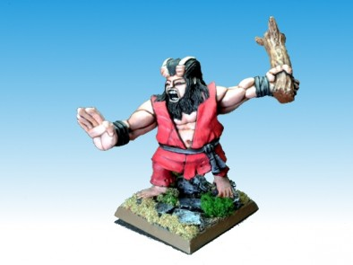 Oni of the Mountain & Forest