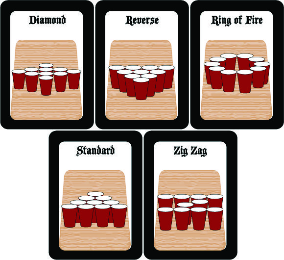 Liven Up Beer Pong With Pong Tactics Ontabletop Home Of Beasts Of War