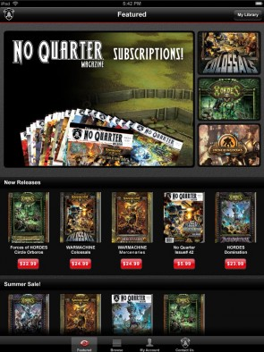 Privateer Press Digital #1