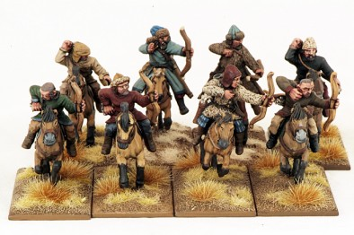 Steppe Tribe Warriors