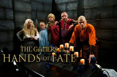 The Gamers - Hands of Fate