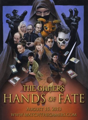 The Gamers - Hands of Fate Poster