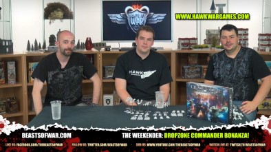 The Weekender: Dropzone Commander Bonanza!