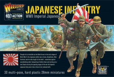 WWII Japanese Infantry