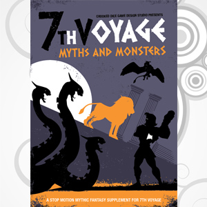 7th Voyage Myths and Monsters