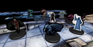 Achtung! Cthulhu Virtual Tabletop