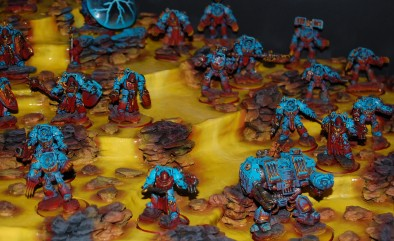 Armies on Parade Space Marines