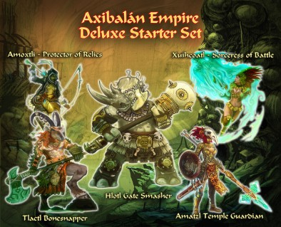 Axibalan Empire Starter Set
