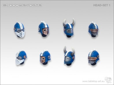 Bloody Sports Head Set 1