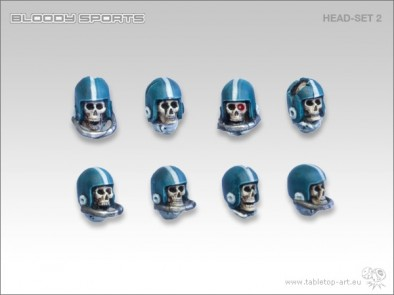 Bloody Sports Head Set 2