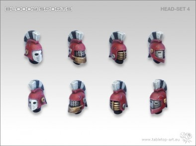 Bloody Sports Head Set 4