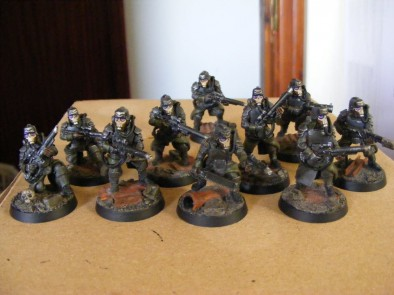 Death Korp Troopers