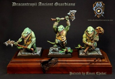 Dracantropii Ancient Guardians