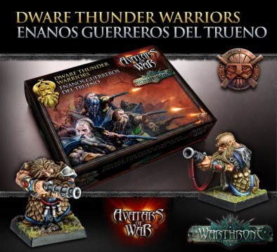 Dwarf Thunder Warriors (Front)