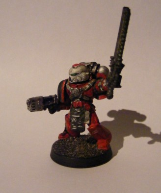 First Blood Angel