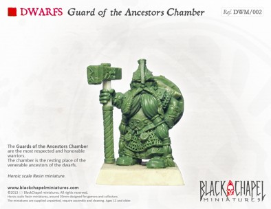 Guard of the Ancestor Chamber
