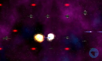 Kingdom Space Space Shooter