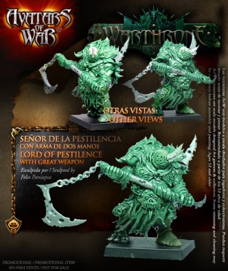 Lord of Pestilence with Great Weapon