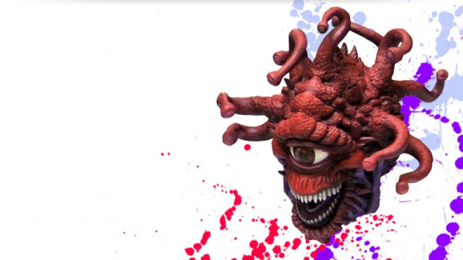Master Class: Painting the D&D Eye Tyrant Part 3