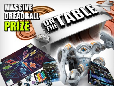 On the Table S6 Ep3 WIN Massive Dreadball Prize