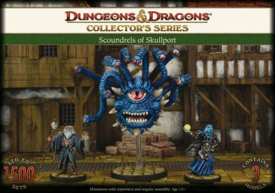 Scoundrels of Skullport (Front)