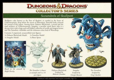 Scoundrels of Skullport (Rear)