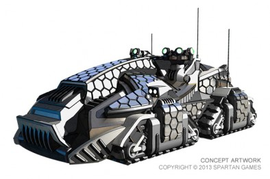 The Directorate – Cyber Warfare Tank