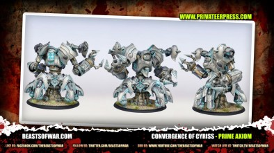 Convergence of Cyriss - Prime Axiom