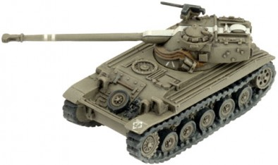 AMX Light Tank