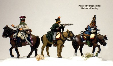 Cavalry Skirmishing (French)