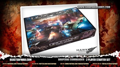 Dropzone Commander - 2 Player Starter Set Front