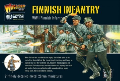 Finnish Infantry Cover