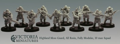 Highland Moss Guard