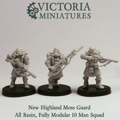 Highland Moss Guardsmen