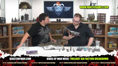 Kings of War Week: Twilight Kin Faction Breakdown