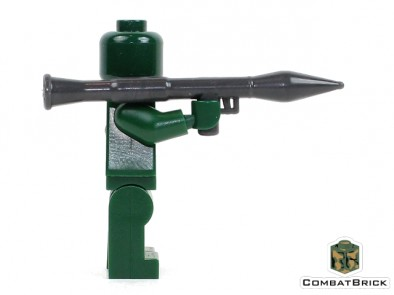 Lego Russian Rocket Propelled Grenade
